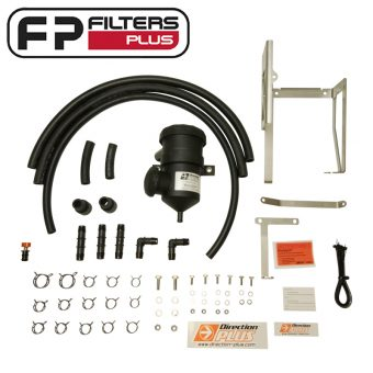 PV644DPK Direction Plus Provent 200 kit fits Isuzu D-Max MU-x Perth Melbourne Sydney Australia