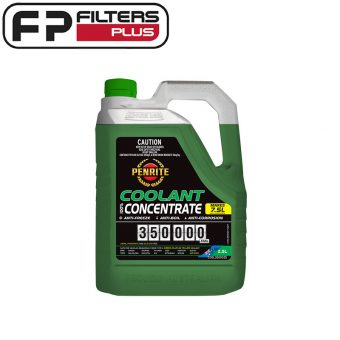 COOL3500025 Penrite 2.5L 350,000KM Green Coolant Concentrate Perth Melbourne Sydney Australia