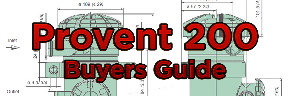 Provent 200 Buyers Guide Perth Melbourne Sydney Australia