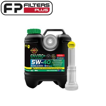 Penrite 5W40 Enviro+ Full Synthetic Engine Oil 7 Litres Perth Melbourne Eplus5W40007 Sydney