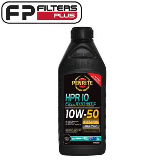 Penrite HPR10001 HPR 10 10-W50 Full Synthetic Engine Oil Perth Melbourne Sydney