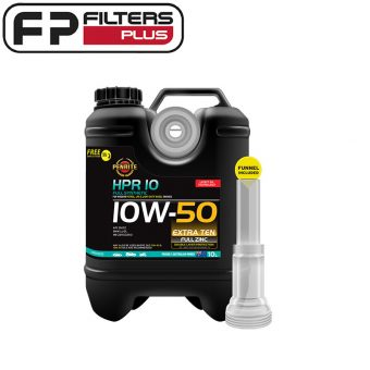 HPR10010 Penrite HPR 10 Full Synthetic Engine oil 10W50 Perth 10 Litres Sydney Melbourne