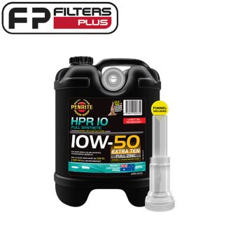 Penrite HPR 10 Full Synthetic Engine Oil Perth 10W50 HPR10020 Melbourne Sydney