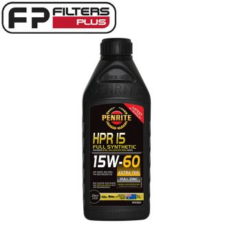 Penrite HPR 15 Full Synthetic Engine Oil Perth 1 Litre 15W60 Melbourne Sydney