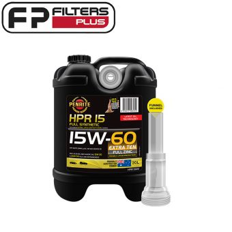Penrite HPR 15 Full Synthetic Engine Oil 15W60 Perth 20 Litres Melbourne Sydney