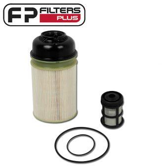 KN70446 HIFI Fuel Filter kit Fits Mercedes Actros Perth Melbourne Syndey Australia