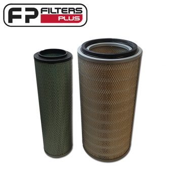 KW2140 Particle Max Pro Air Filter Kit Fits Chinese Cummins Engines Perth Melbourne Sydney