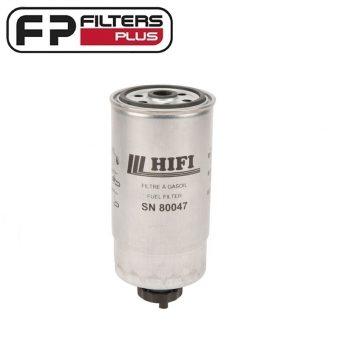 SN80047 HIFI Fuel Filter suits VM Motori Perth Melbourne Sydney Australia