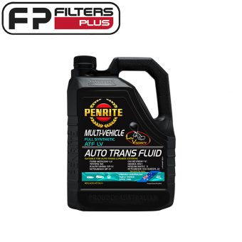 ATFLV004 Penrite ATF Oil Perth Automatic Transmission Fluid Sydney Full Synthetic Melbourne
