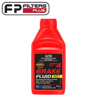Penrite BF0005 DOT4 Brake Fluid Perth Melbourne 500ml DOT 4 Sydney