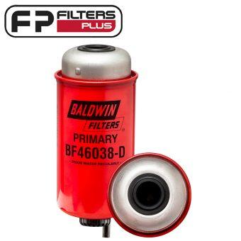 BF46038-D Baldwin Fuel Filter Perth Fits Linde Forklifts Melbourne Sydney 9839030