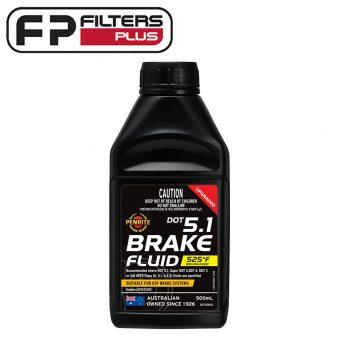 Penrite DOT 5.1 Brake Fluid Perth 500ml Melbourne DOT5.1 Sydney
