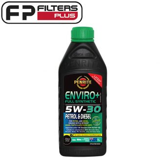 Penrite Enviro+ 5W30 Engine Oil Perth Full Synthetic Melbourne 5W-30 Synthetic