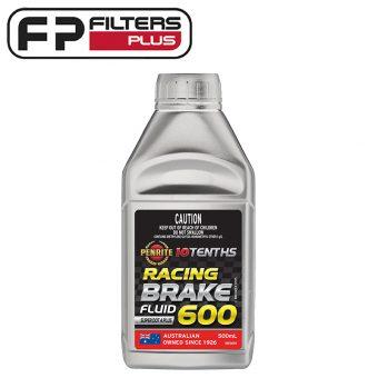 Penrite RBF005 Racing Brake Fluid 600 Perth 500ml Super DOT 4 Melbourne Sydney
