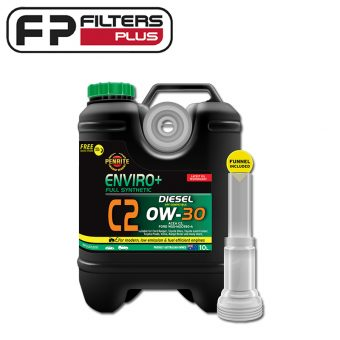 Penrite Enviro+ C2 0W30 Full Synthetic Engine Oil Perth 10 Litres 0W-30 Melbourne EPLUSC2010 Sydney