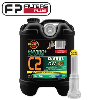 Penrite Enviro+ 0W30 Full Synthetic Engine Oil Perth 0W-30 Sydney EPLUSC2020 Melbourne