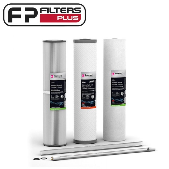 Puretec HR-G13R11P Service kit perth Sediment Carbon UV Filters Melbourne Sydney