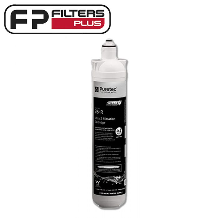Puretec Z6-R replacement Filter Perth 0.1 Micron Triple Stage filter Melbourne Z6R Sydney