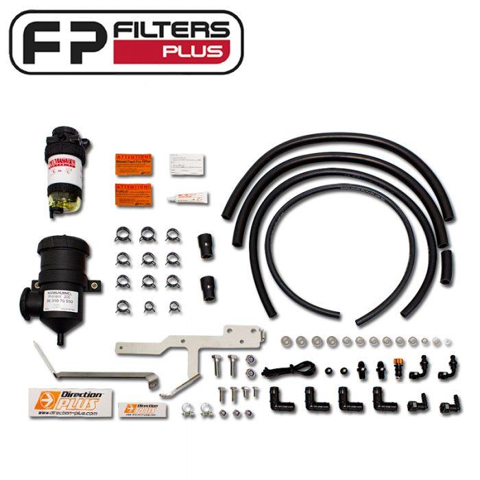 Direction Plus Dual Kit Perth Fuel Manager Melbourne Provent Sydney Ford Ranger Everest Mazda BT50
