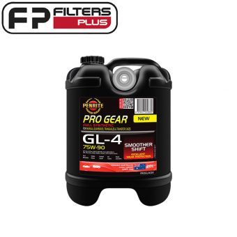 Penrite pro gear GL-4 75W90 gear oil Perth 75W-90 GL4 Transmission oil Melbourne Sydney