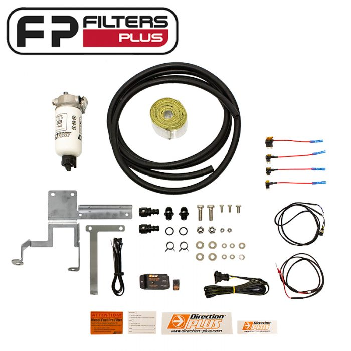 Direction Plus Preline Kit Perth Fits Toyota 70 Series Melbourne Sydney