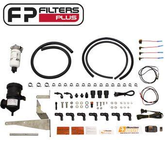 PLPV633DPK Direction Plus Preline Provent Dual kit Perth Fits Jeep Wrangler Melbourne 2.8L T/Diesel Sydney