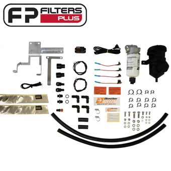 Direction Plus Preline Provent Dual Kit Perth Fits Toyota Landcrusier 70 Series Sydney VDJ79 Melbourne VDJ76 VDJ78