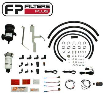 Direction Plus Preline Provent Dual Kit Perth Fits Ford Everest Melbourne Ford Ranger Sydney Mazda BT-50