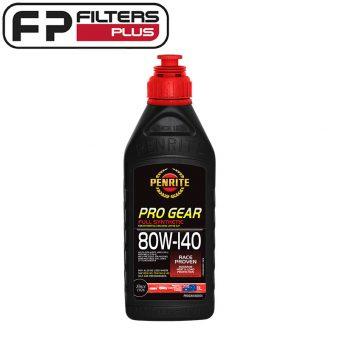 Penrite Pro Gear 80W140 Gear Oil Perth 80W-140 Melbourne Sydney