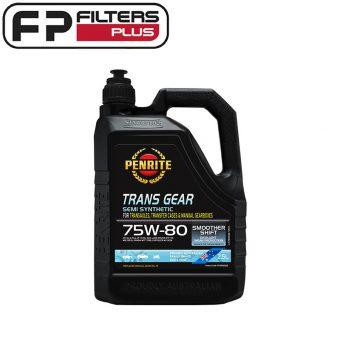 Penrite Trans Gear 75W80 Gear Oil Perth Differential Oil Sydney 75w-80 Melbourne