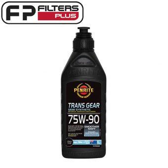 Penrite Trans Gear 75W90 Gear Oil Perth Diff Oil Sydney Melbourne