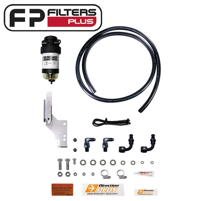 FM645DPK Direction Plus Fuel Manager Kit Perth Fits New D-max Sydney New BT50 Melbourne BT-50