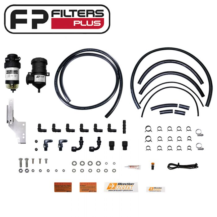 FMPV645DPK Direction Plus Fuel Manager Provent 200 Kit Perth Fits New D-Max Melbourne New BT50 Sydney BT-50