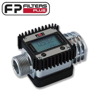 "AF-FP-407010A inline diesel flow meter Perth 1 inch BSP Melbourne 1""BSP Sydney"