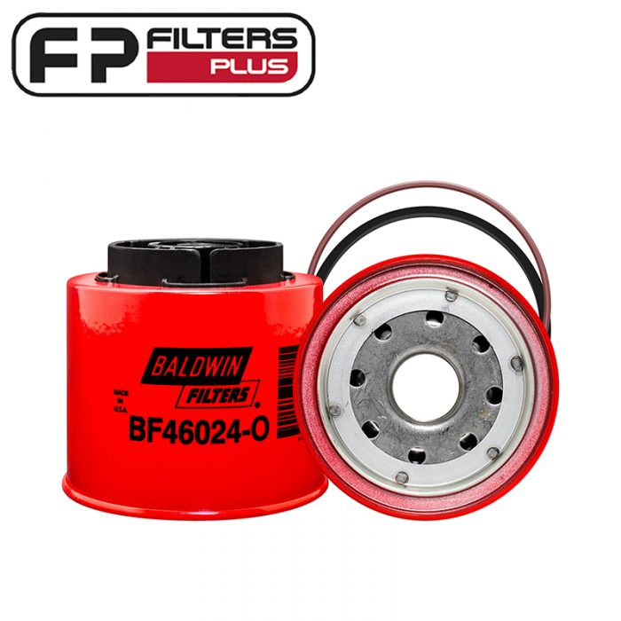 BF46024-O Baldwin Fuel Filter Perth Replaces Racor R24T Melbourne Sydney