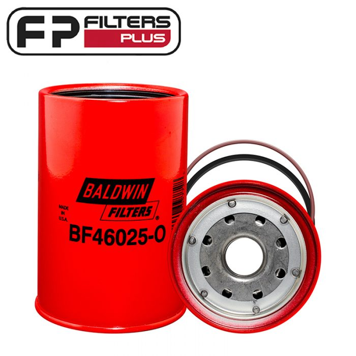 Baldwin Fuel Filter BF46025-O Perth Replaces Racor R25t Melbourne Sydney