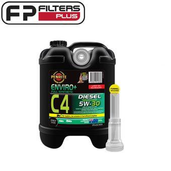 Penrite Enviro+ C4 5W30 Engine Oil Perth Sydney Melbourne