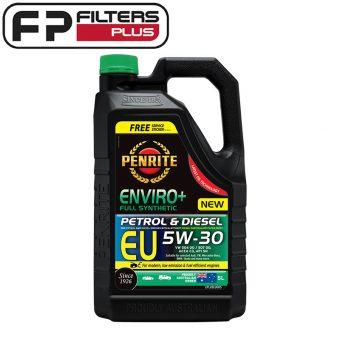 Penrite Enviro+ Perth 5W30 EU oil Melbourne