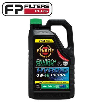 Penrite Enviro+ Hybrid 0W16 Oil Perth
