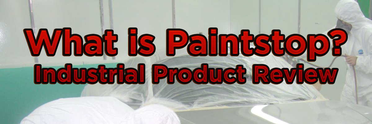 Paintstop Industrial Media Perth Product Review Spray Booth Media Melbourne Sydney