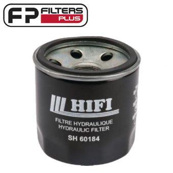 SH60184 HIFI Hydraulic Filter Perth Fits Kubota Loaders Melbourne Sydney