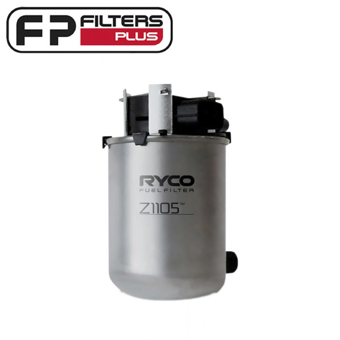 Ryco Z1105 Fuel Filter Perth Fits Nissan X-Tail 2.0L T/Diesel Melbourne