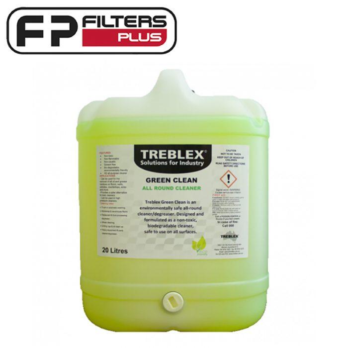 TGC20 Treblex Green Clean Multi purpose biodegradable cleaner Perth Melbourne Sydney Degreaser Parts Cleaner