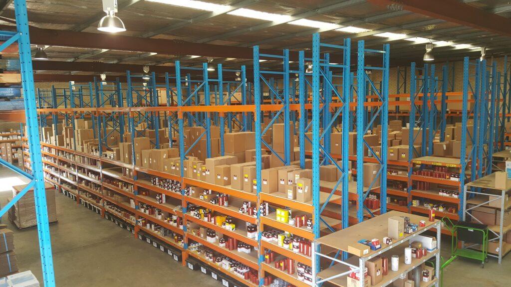 Filters Plus Premises Warehouse