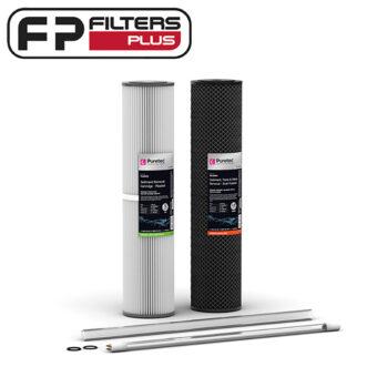 Puretec HR-G7R2 Replacement Filter kit Perth Suits Hybrid-R2 Melbourne Hybrid-G7 Sydney