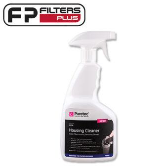 HC750 Puretec Filter housing Cleaner Perth Sanitizes Melbourne Kills bacteria Sydney